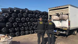 100 Trucking Schools In California Arizona Men Arrested In Theft Of 161M From Recycling