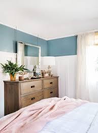 Inexpensive Bedroom Dresser Glass Top Grey Woven Carpet Solid Oak by Sylvia U0027s Makeover Master Bedroom Emily Henderson