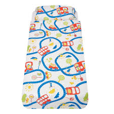 Peter Rabbit Bedding by Gro To Bed Grobag Bedding Set Wheels On The Bus Cot Bed
