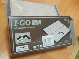Go Board Baduk Magnetic Chess Portable