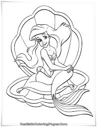 Barbie Mermaid Coloring Pages Free Archives Best Page Downloads Online