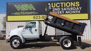 2006 Ford F650 Dump Truck At Public Auction - YouTube Ford F650 Dump Truck Unloading Lego Vehicles Pinterest 9286 Scruggs Motor Company Llc A Mediumduty Flickr New And Used Trucks For Sale On Cmialucktradercom 2000 Super Duty Dump Truck Item C5585 Sold Oc Wikipedia Image Result Motorized Road Vehicles In Pickup Exotic Ford 2006 At Public Auction Youtube Ford Joey Martin Auctioneers Bennettsville Sc Dx9271 December 28