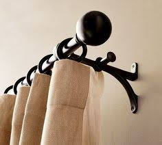 Umbra Capasa Double Curtain Rod by So Smart For The Bedroom And That Pesky Light That Slips By At The