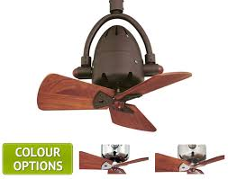 Small Oscillating Outdoor Ceiling Fan by Atlas Diane Ceiling Fan With Solid Wood Blades Small Oscillating