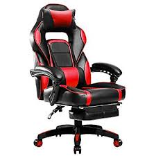 Yoga Ball Office Chair Amazon by Amazon Com Devoko Ergonomic Gaming Chair Racing Style Adjustable