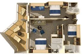 r ovation cuisine en ch e cruise ship cabins oasis of the sea junior suite room cabins