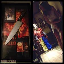 Michael Myers Halloween Actor by Halloween Rob Zombie U0027s Young Michael Myers Stunt Knife Original