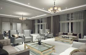 100 Villa House Design Modern Classic Interior Riyadh Saudi Arabia CAS