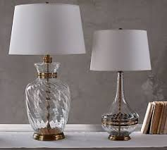 Pottery Barn Discontinued Table Lamps by Bedside Lamps Pottery Barn