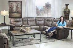 azul right facing reclining 6 piece chaise sectional sectionals