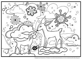 Free Printable Winter Clothes Coloring Pages Train Kids For