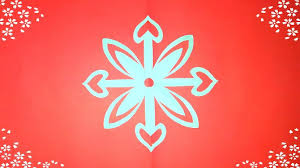Simple Paper Cutting Art Kirigami Flower Design 5 How To Make
