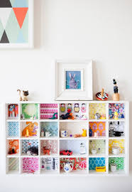 Kids Room Diy Shelving Splash Of Color