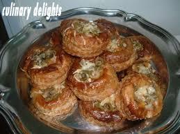 cuisine maghrebine vol au vents a l algerienne culinary delights