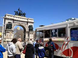 Food Truck Rally Returns To Grand Army Plaza This Sunday - Park ... How To Make A Lobster Roll Red Hook Pound Stock Photos Dc Culinary Types The Truck And Tale Of Three Best Image 2018 The Perfect Catch New York Food Association 13 Unique Nyc Trucks Skyscanner Best Classic Seafood Spots In From Maine The Story Pounds Rolls Eater Rolls At Restaurants Sandwich Shops Nyc Absolute