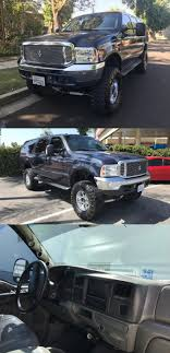 100 Real Monster Truck For Sale Loaded 2000 D Excursion LIMITED Monster Truck Trucks