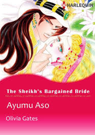 The Sheikhs Bargained Bride Harlequin Comics