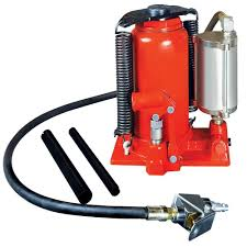 35 Ton Floor Jack Canada by Big Red 20 Ton Air Hydraulic Bottle Jack Ta92006 The Home Depot
