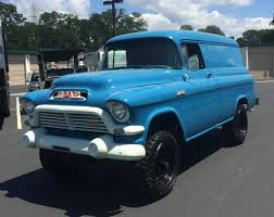 Hemmings Find Of The Day – 1957 GMC 100 NAPCO Panel | Hemmings Daily