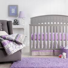 Trend Lab 3pc Crib Bedding Set – Florence Tar