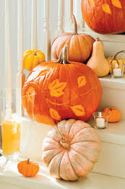 American Flag Pumpkin Carvings by 33 Halloween Pumpkin Carving Ideas Southern Living