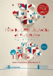 Affiche Fete Du Livre Jeunesse Villeurbanne 2013