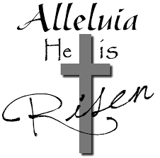 Great Religious Easter Clipart Black And White