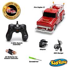 Kidirace RC Fire Engine Truck – Kidirace Lot 246 Vintage Remote Control Fire Truck Akiba Antiques Kid Galaxy My First Rc Toddler Toy Red Helicopter Car Rechargeable Emergency Amazoncom Double E 4 Wheel Drive 10 Channel Paw Patrol Marshal Ride On Myer Online China Fire Truck Remote Controlled Nyfd Snorkel Unit 20 Jumbo Rescue Engine Ladder Is Great Fun Super Sale Squeezable Toysrus