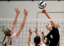 Lincoln Pius wears down Northwest Volleyball
