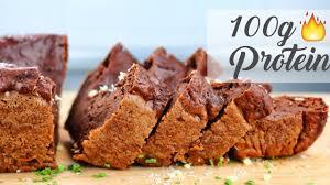 der fitness kuchen fast 100g protein ohne proteinpulver