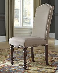 Large Baxenburg Dining Room Chair Rollover