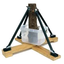 In Heavy Duty Rotating Christmas Tree Stand Electric N Mirrorbooks Stands For Large Trees