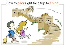 The Ultimate Packing List Youll Ever Need For A China Trip