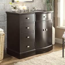 46 Inch Bathroom Vanity Without Top by Bathroom Black Wooden Wholesale Bathroom Vanities With Marble Top