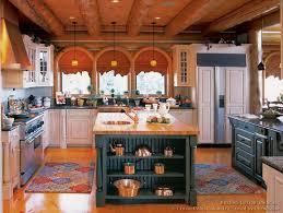 Log Cabin Kitchen Island Ideas by Forest Green Kitchen Ideas U2013 Quicua Com