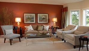 Warm Colors For A Living Room by Living Room Color Walls Home Design Gallery
