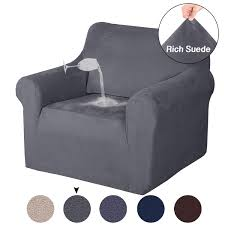 Amazon.com: Stretch Suede Chair Slipcovers Velvet Plush Sofa Covers ... Interior Dark Brown Fabric Sure Fit Ding Room Chair Epbot How I Made My First Slipcovers With No Pattern Slip Covers Lioncrowcabins Ideas For Choosing Sofa Or Alversons And Fniture Amazoncom Spandex Removable Universal Parsons Chair Slipcover Tutorial How To Make A Parsons Bedroom Astonishing Wing Recliner Slipcover Elegant Home Diy Ding Covers Fun Cover Fresh Folding Reviews Wayfair Upholstery Patterns Agreeable Barn Trends Blue French Cedar Hill Farmhouse