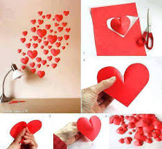 Simple Wall Decoration Ideas Awesome And Easy Decorating Homemade