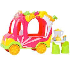 Shopkins - Smoothie Truck - Imports Dragon - Toys