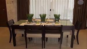 Simple Dining Table Decor Ideas