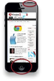 Screenshots mit iPhone 4 erstellen