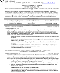 Regional Sales Manager Resume Samples April Onthemarch Co