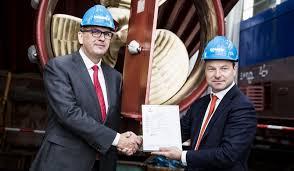 bureau veritas benin s class approved 3d printed ship s propeller unveiled