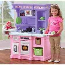 dora play kitchen the explorer girls cooking station toy kids