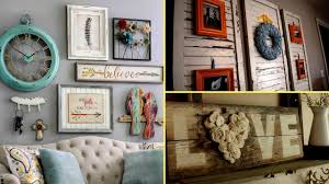 Home Furniture Style Room Diy by Diy Shabby Chic Style Wall Art And Room Decor I Home Decor