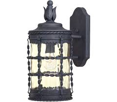 minka lavery 8880 a39 mallorca iron outdoor wall lighting