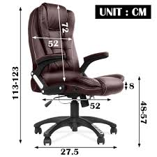 Reclining Office Chair Leather Computer Desk Chair Executive Luxury Chair  High Back Adjustable Thick High Back (Brown) Kadirya Recling Leather Office Chairhigh Back Executive Chair With Adjustable Angle Recline Locking System And Footrest Thick Padding For Comfort Lazboy Steve Contemporary Europeaninspired Moby Black Low Flash Fniture High Burgundy The Best Office Chair Of 2019 Creative Bloq Keswick Lift Rise Strless Ldon Nationwide Delivery City Batick Snow Chrome Base Recliner By Ekornes Gaming Chairs Obg65bk Details About Ergonomic Armchair