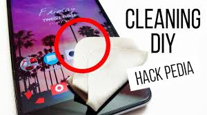 How To Clean Smartphone Screen Smooth Gloss GHEE