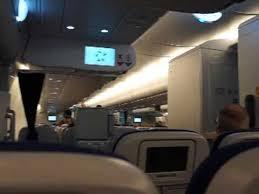 Inside Lufthansa A380 800 LH 778 SINGAPORE FRANKFURT