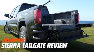 The 2019 GMC Sierra's Six-Way 'MultiPro' Tailgate Is A Great Gadget ... Best Steps Save Your Knees Climbing In Truck Bed Welcome To Replacing A Tailgate On Ford F150 16 042014 65ft Bed Dualliner Liner Without Factory 3 Reasons The Equals Family Fashion And Fun Local Mom Livingstep Truck Step Youtube Gm Patents Large Folddown Is It Too Complex Or Ez Step Tailgate 12 Ton Cargo Unloader Inside Latest And Most Heated Battle In Pickup Trucks Multipro By Gmc Quirk Cars Bedstep Amp Research